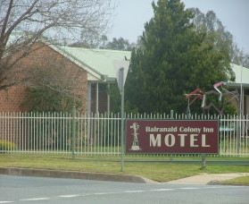 Balranald Colony Inn Motel - Accommodation NT