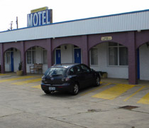 Abercrombie Motor Inn - Accommodation NT