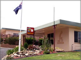 Gold Panner Motor Inn - Accommodation NT
