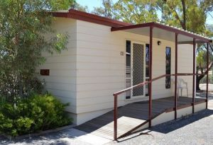 Broken Hill City Caravan Park - Accommodation NT