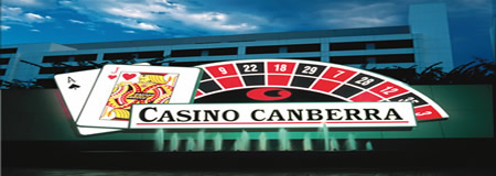 Casino Canberra - Accommodation NT