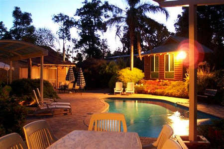 Woodlands Bed And Breakfast - Accommodation NT