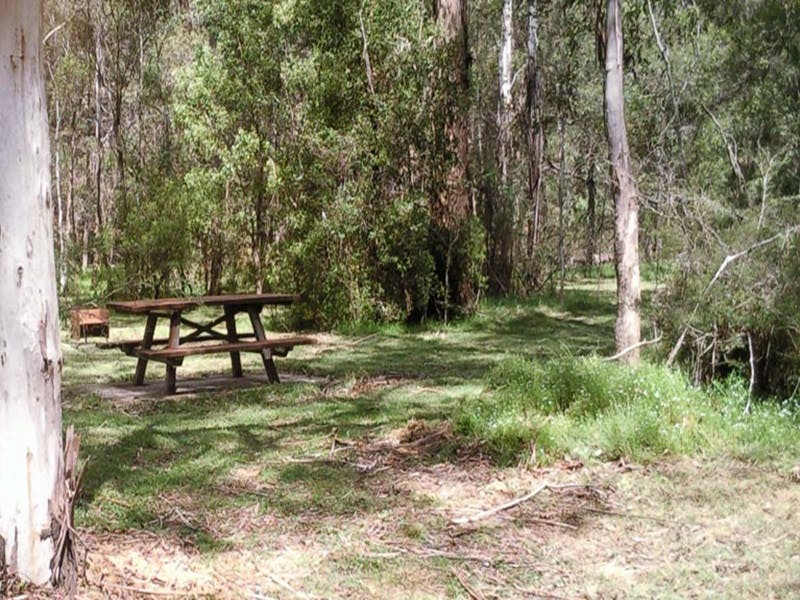 Mulloon Creek campground - Accommodation NT