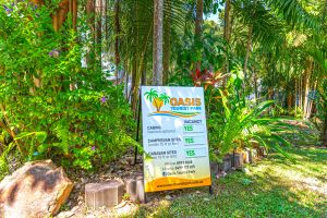 Oasis Tourist Park - Accommodation NT