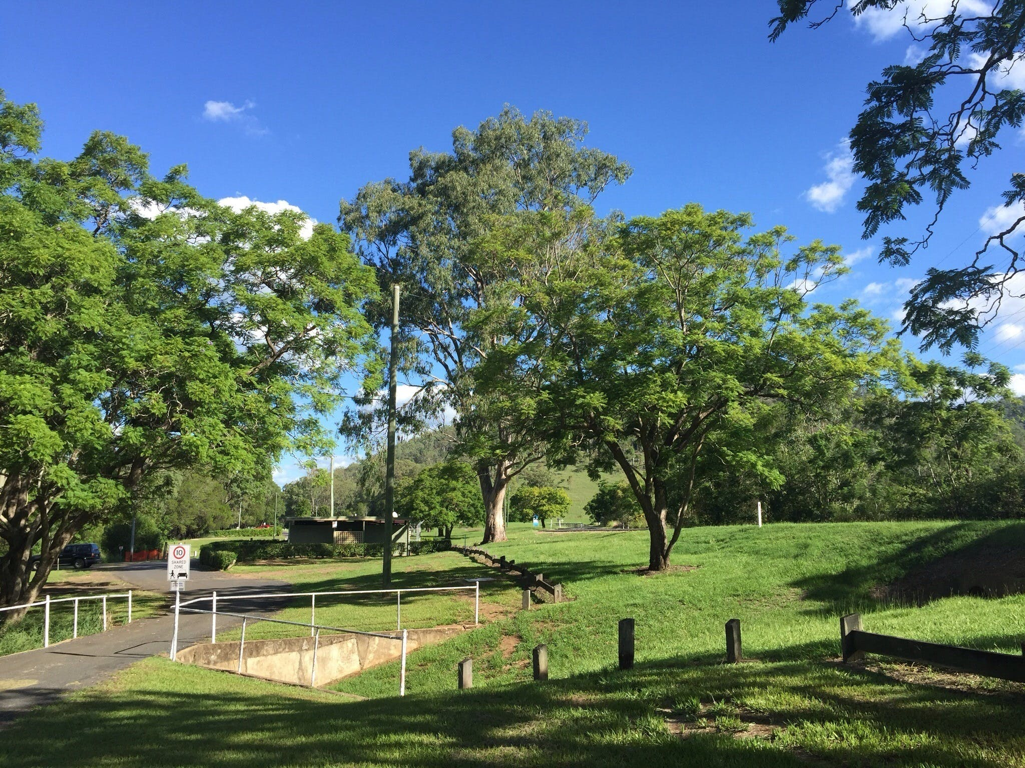 Somerset Park Campground - Accommodation NT