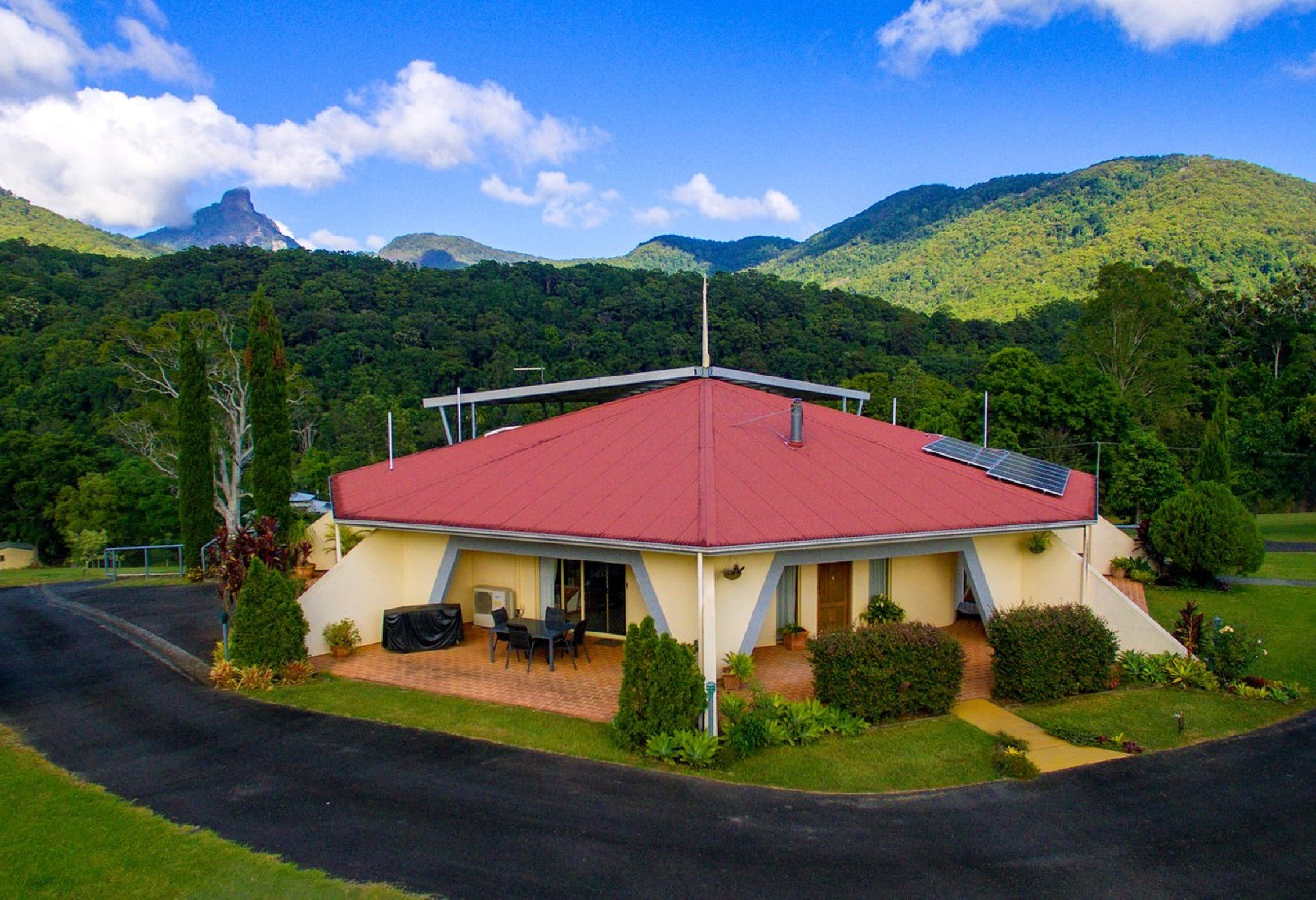 A View of Mount Warning Bed and Breakfast - Accommodation NT