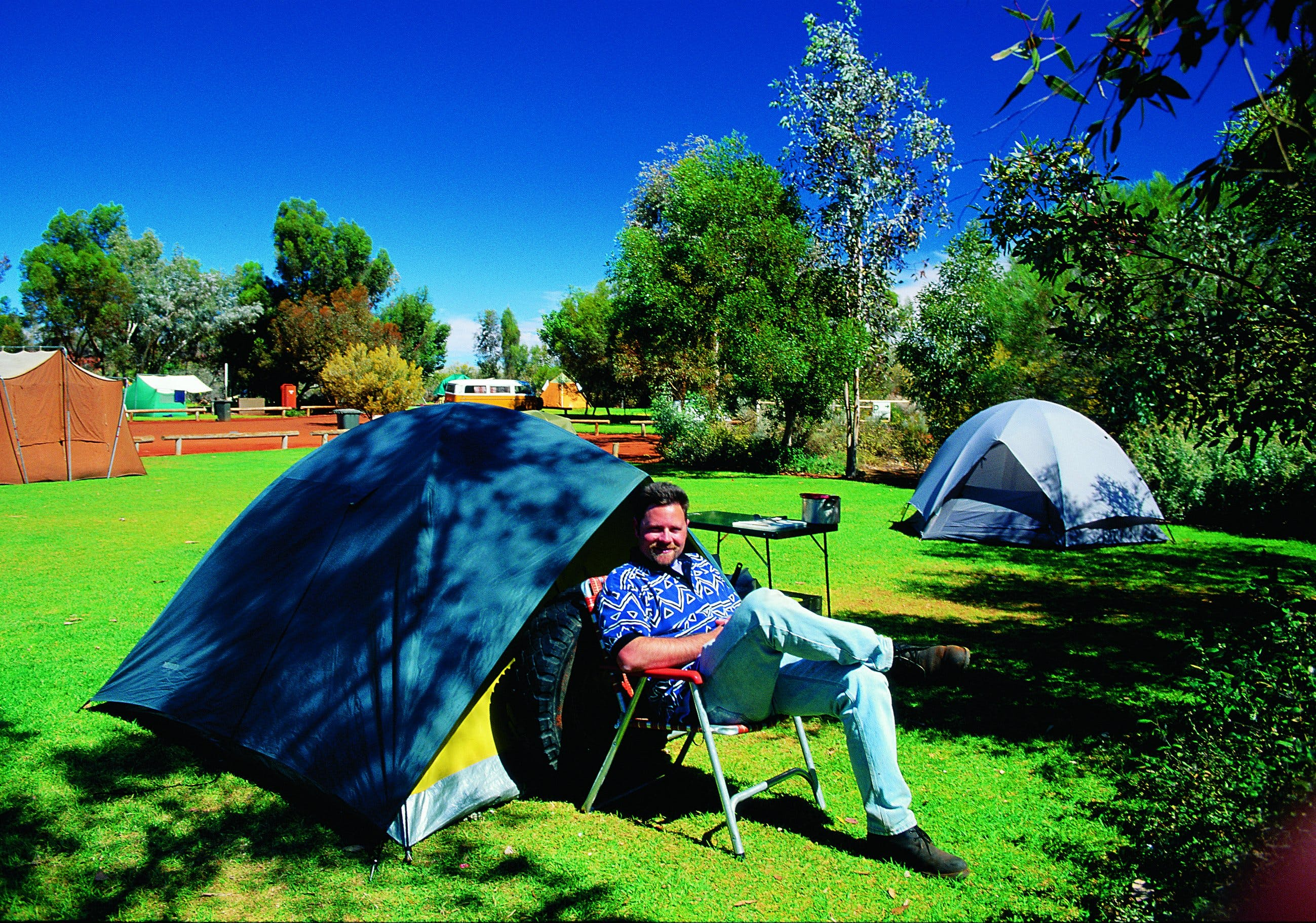 Ayers Rock Campground - Accommodation NT
