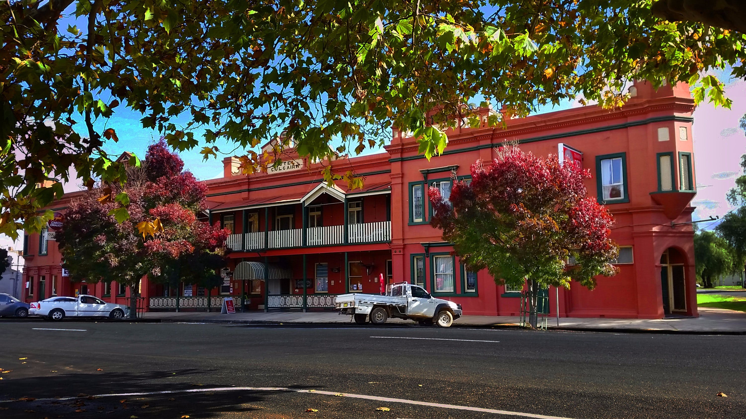 Culcairn Hotel - Accommodation NT