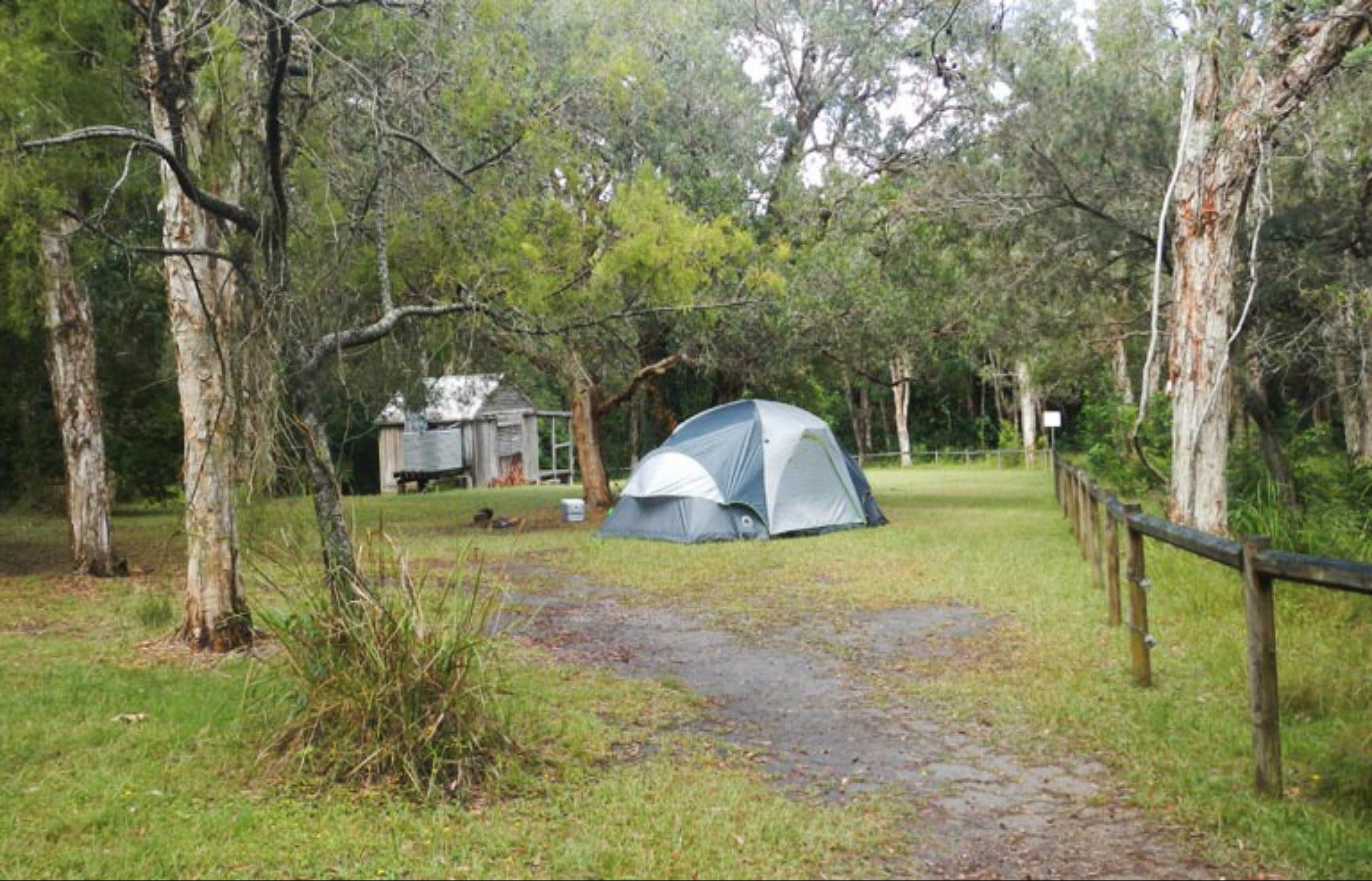 Kylies Hut walk-in campground - Accommodation NT
