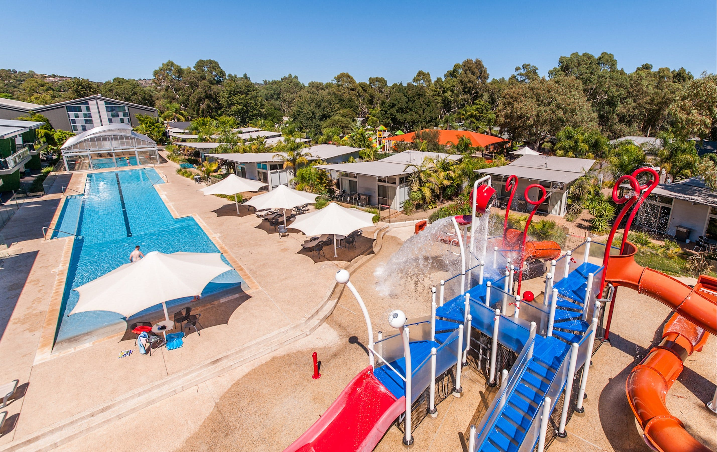 Marion Holiday Park - Accommodation NT