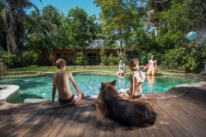 Samurai Beach Bungalows Port Stephens YHA - Accommodation NT