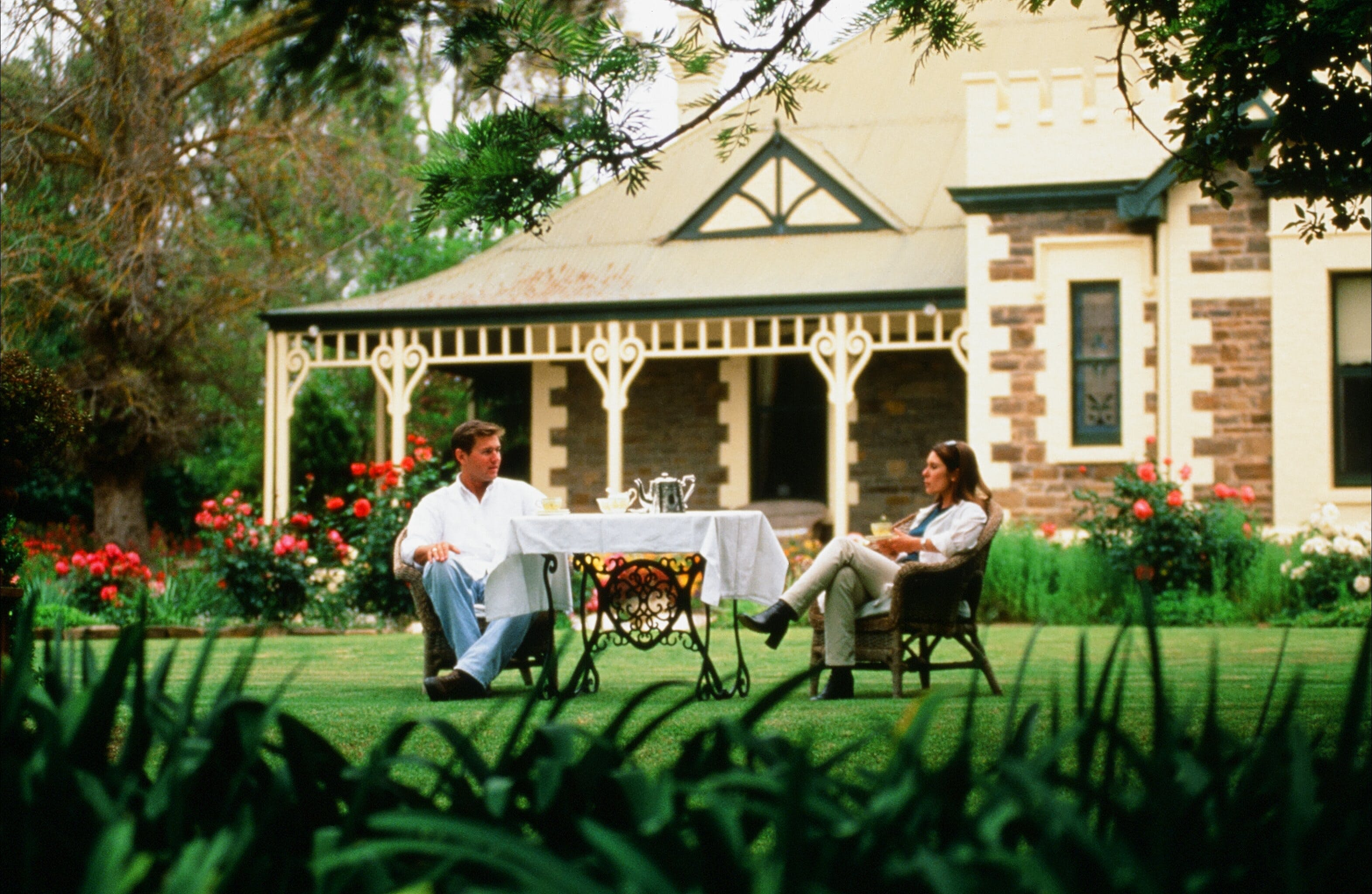 The Lodge Country House - Accommodation NT