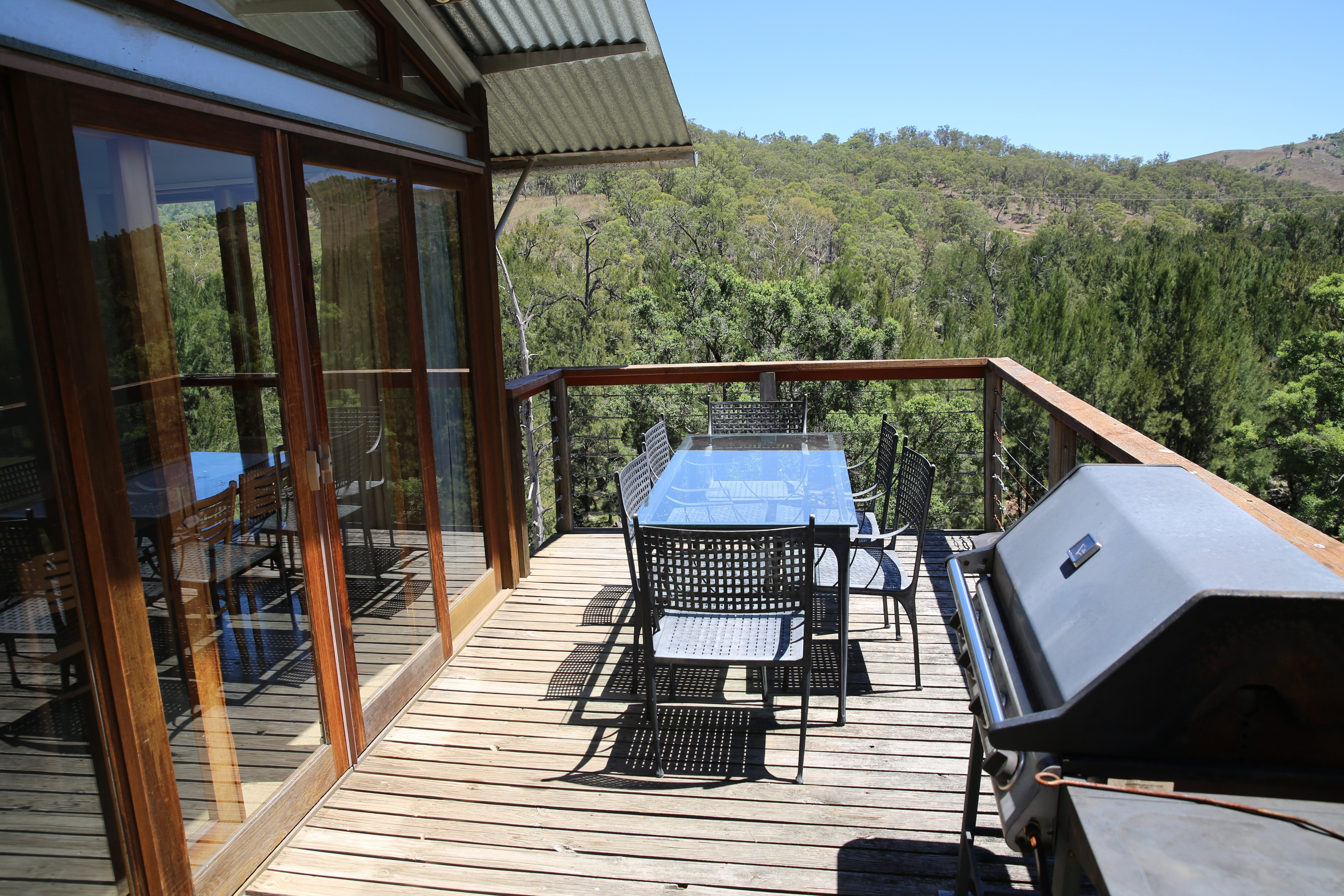 The Eco Lodge - Cox's River Rest - Accommodation NT