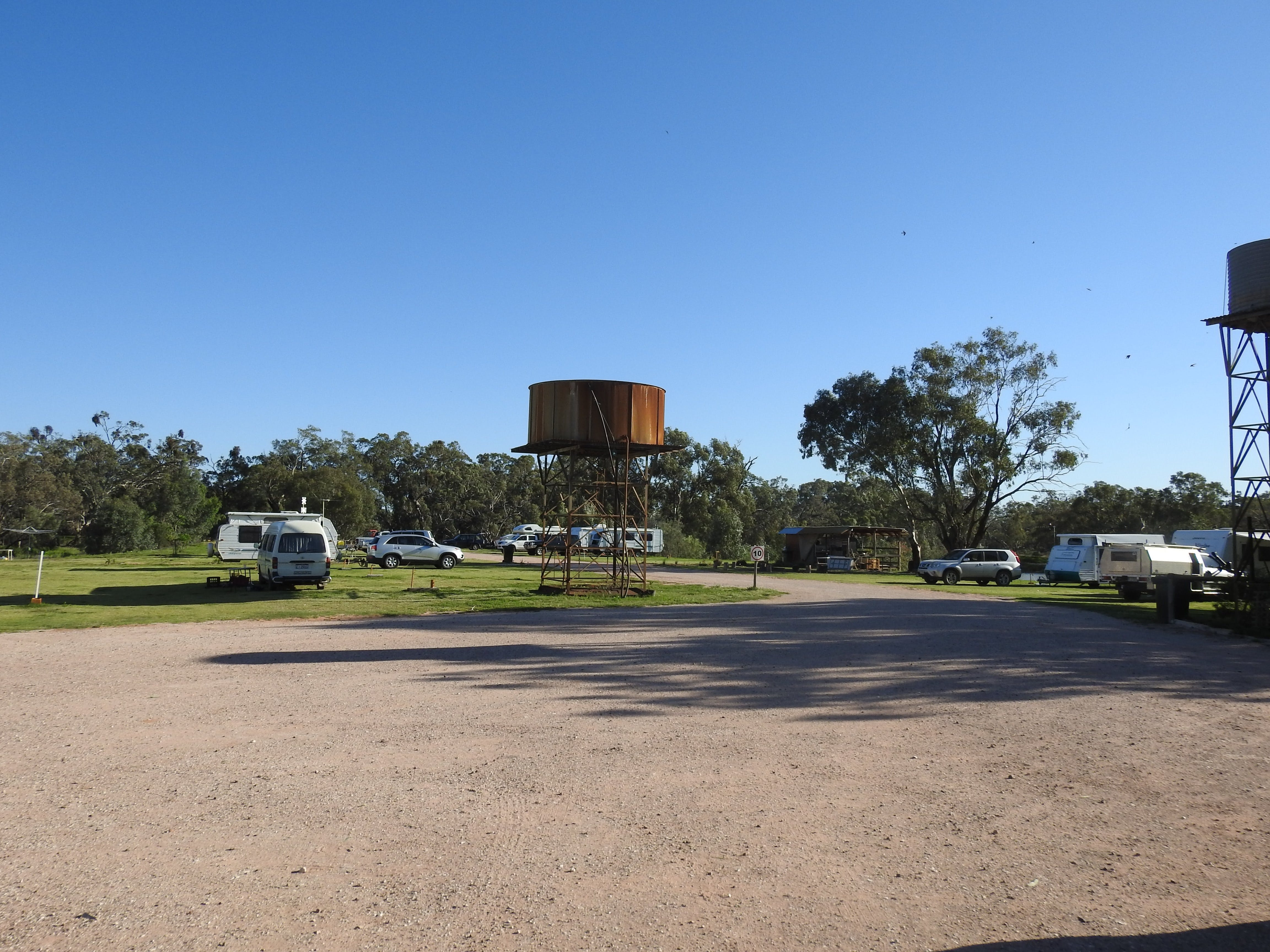 Warrawong on the Darling - Accommodation NT