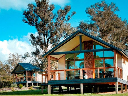 Yering Gorge Cottages and Nature Reserve - Accommodation NT