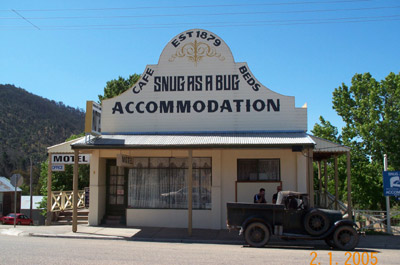 Snug as a Bug Motel