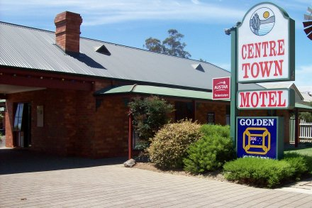 Centretown Motel Nagambie - Accommodation NT