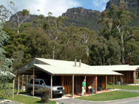 Halls Gap Log Cabins - Accommodation NT