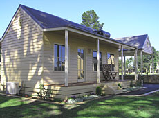 Tamberrah Cottages - Accommodation NT