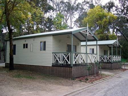 Goulburn River Tourist Park - Accommodation NT
