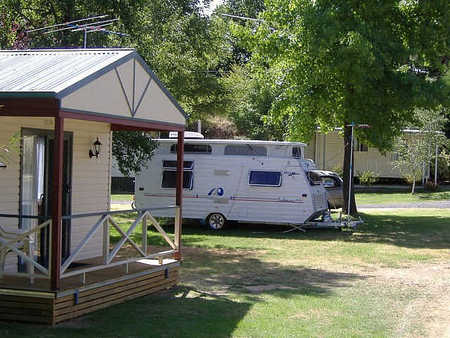 Yackandandah Holiday Park - Accommodation NT