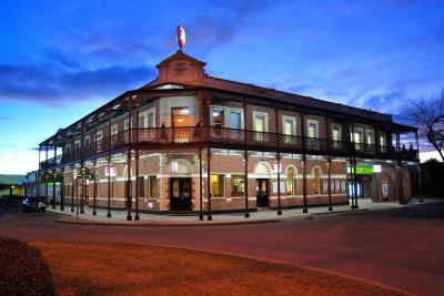 Grand Terminus Hotel - Accommodation NT