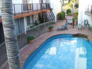 Bargara Beachfront Holiday Apartments - Accommodation NT