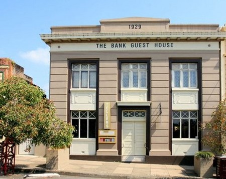 The Bank Guest House  Tellers Restaurant - Accommodation NT