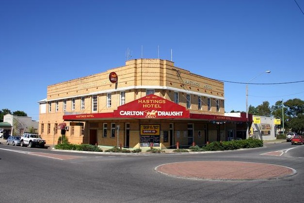 Hastings Hotel - Accommodation NT