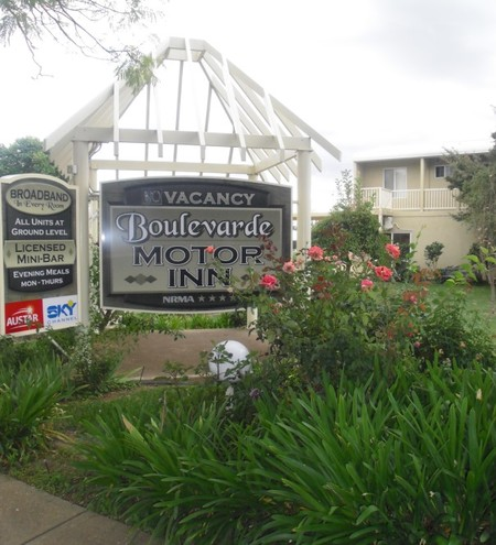 Boulevarde Motor Inn - Accommodation NT