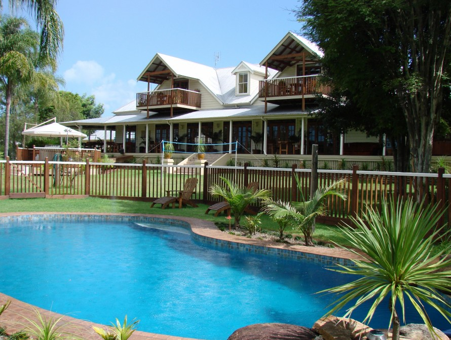 Clarence River Bed  Breakfast - Accommodation NT