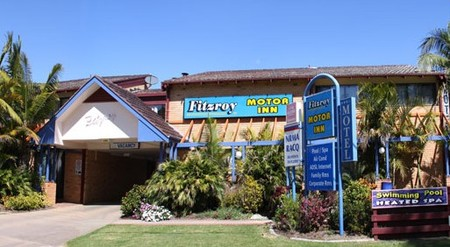 Fitzroy Motor Inn - Accommodation NT