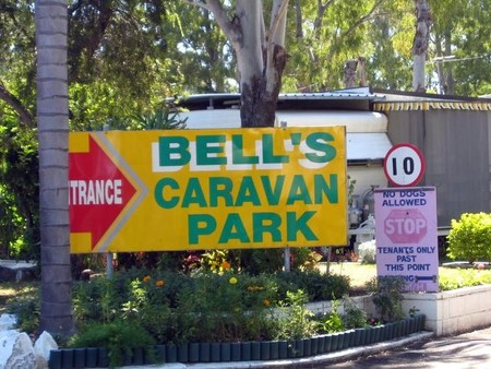 Bells Caravan Park - Accommodation NT