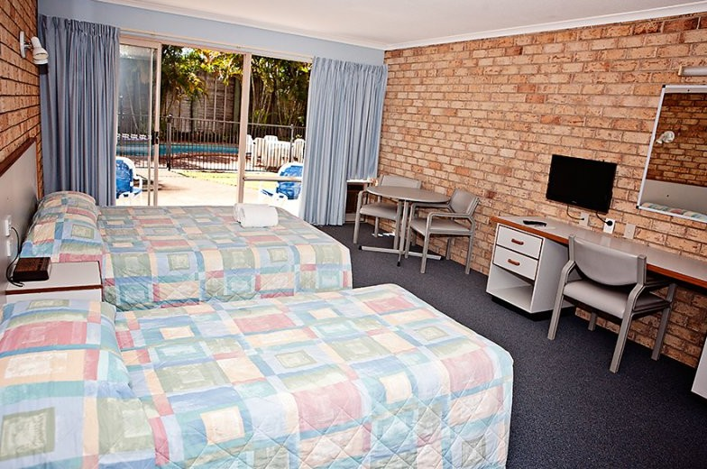 Sunshine Coast Motor Lodge - Accommodation NT