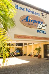 Best Western Airport 85 Motel - Accommodation NT