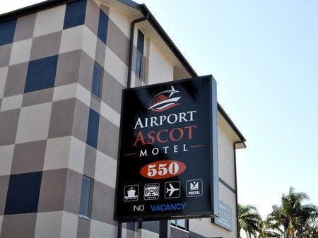 Airport Ascot Motel - Accommodation NT
