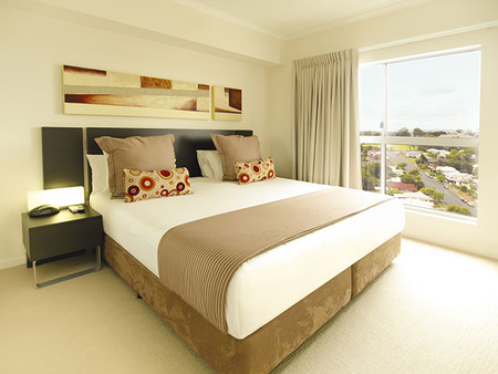 Oaks Aspire Apartments - Accommodation NT