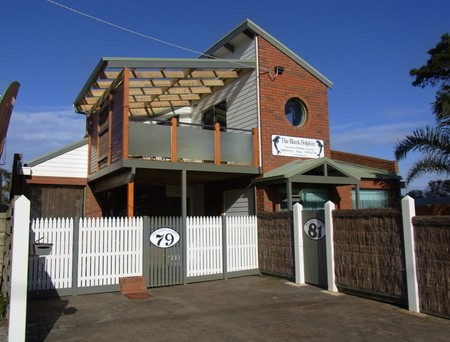 Black Dolphin Townhouse and Apartment - Accommodation NT