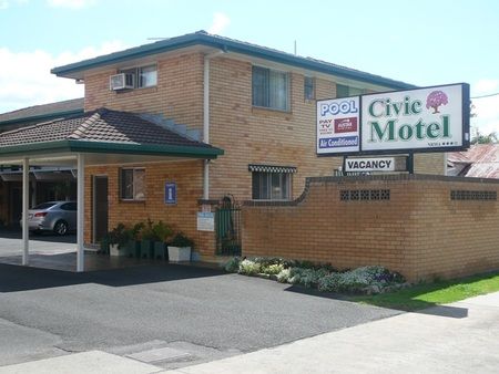 Civic Motel Grafton - Accommodation NT