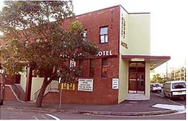Forest Lodge Hotel - Accommodation NT