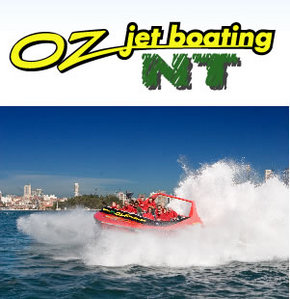Oz Jetboating - Darwin - Accommodation NT
