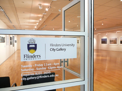 Flinders University City Gallery - Accommodation NT