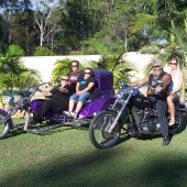 Gold Coast Motorcycle Tours - Accommodation NT