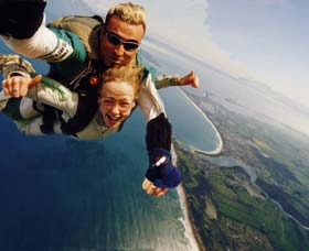 Skydive Melbourne - Accommodation NT