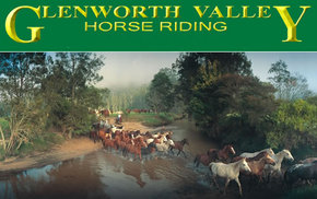 Glenworth Valley Horseriding - Accommodation NT