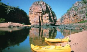Katherine Gorge - Accommodation NT