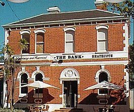 The Bank Heathcote - Accommodation NT