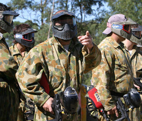 Action Paintball Games - Perth - Accommodation NT