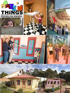 A Maze 'N Things - Accommodation NT