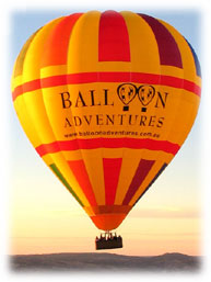 Balloon Adventures Barossa Valley - Accommodation NT